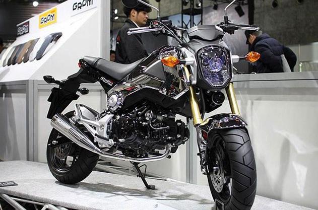 msx-125-Shiny-Style
